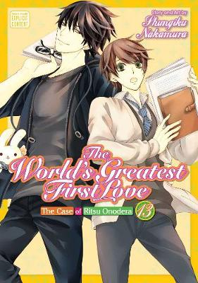 The World's Greatest First Love, Vol. 13 book