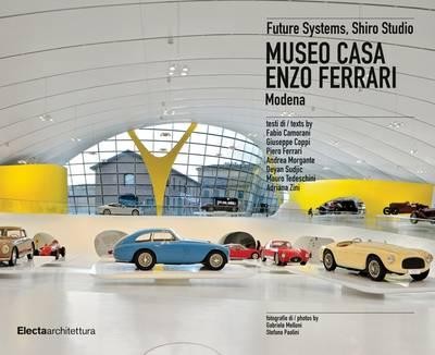 The Enzo Ferrari House Museum by Mauro Tedeschini