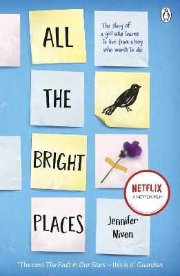 All the Bright Places book