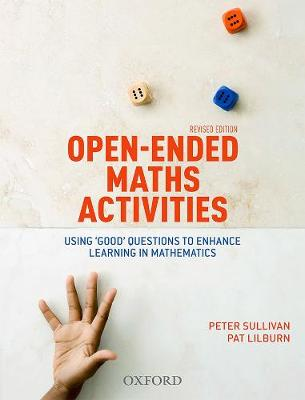 Open Ended Maths Activities Revised Edition by Peter Sullivan
