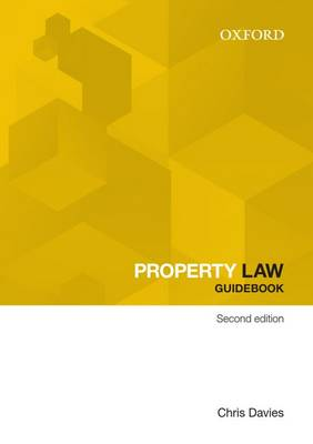Property Law Guidebook by Chris Davies