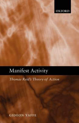 Manifest Activity by Gideon Yaffe