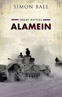 Alamein by Simon Ball