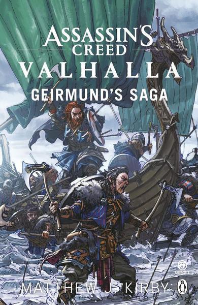 Assassin's Creed Valhalla: Geirmund's Saga book