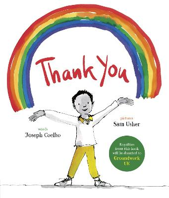 Thank You: A story celebrating key workers and the NHS book