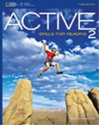 ACTIVE Skills for Reading 2 book