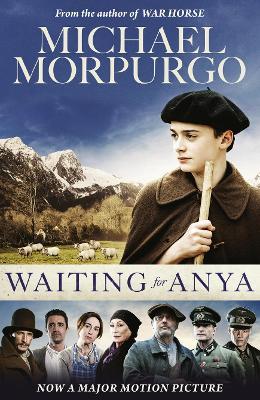 Waiting for Anya book