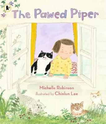 The Pawed Piper book