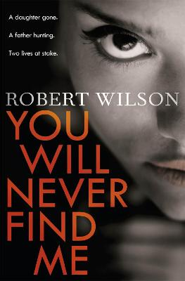 You Will Never Find Me by Robert Wilson