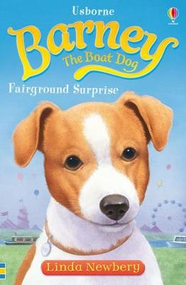 Barney the Boat Dog Fairground Surprise by Linda Newbery