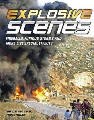 Explosive Scenes by Danielle S. Hammelef