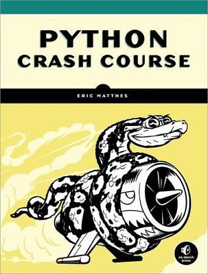 Python Crash Course by Eric Matthes