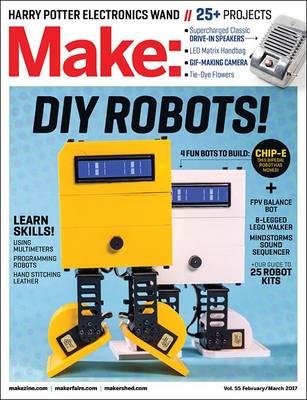 Make  Volume 55 by Mike Senese
