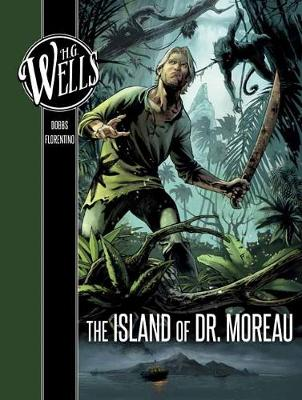 H.G. Wells: The Island of Dr. Moreau by Fabrizio Fiorentino Dobbs