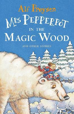 Mrs Pepperpot in the Magic Wood book