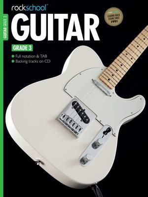 Rockschool Guitar Grade 3 by
