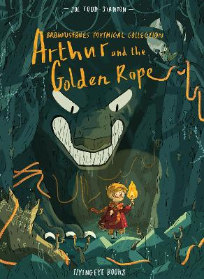 Brownstone's Mythical Collection: Arthur & the Golden Rope book