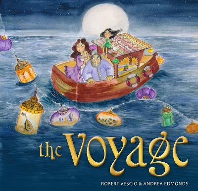 The Voyage by Robert Vescio
