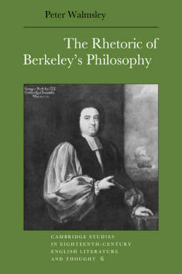 Rhetoric of Berkeley's Philosophy book