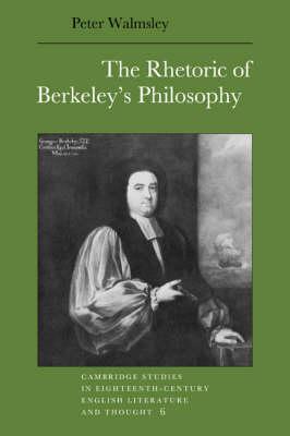 Rhetoric of Berkeley's Philosophy book