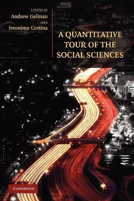 A Quantitative Tour of the Social Sciences by Andrew Gelman