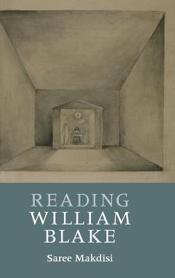 Reading William Blake book