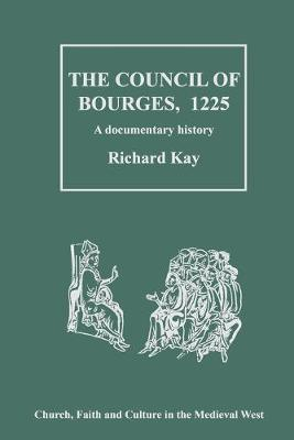 Council of Bourges, 1225 by Richard Kay