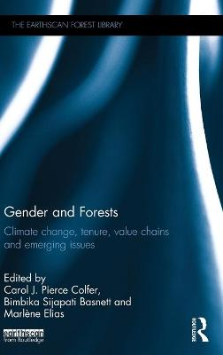 Gender and Forests book