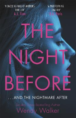 The Night Before: 'A dazzling hall-of-mirrors thriller' AJ Finn book