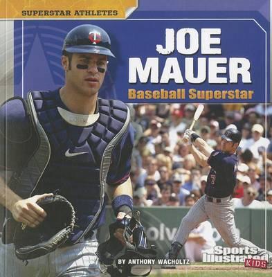 Joe Mauer by Anthony Wacholtz