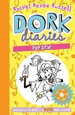 Dork Diaries: Pop Star book