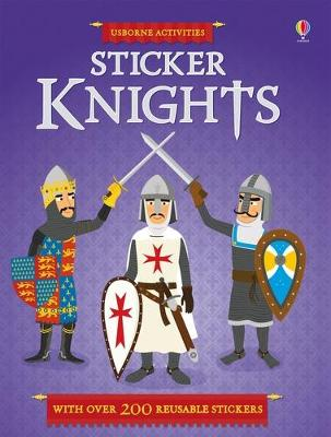 Sticker Knights by Kate Davies