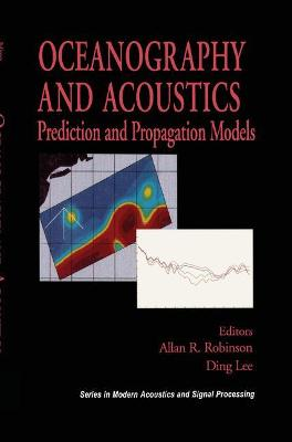 Oceanography and Acoustics by Allan R. Robinson