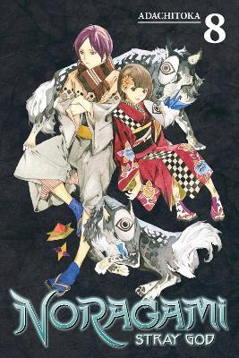 Noragami Volume 8 by Adachitoka