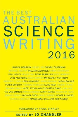 Best Australian Science Writing 2016 book