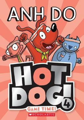 Hotdog #4: Game Time! by Anh Do