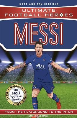 Messi by Tom Oldfield