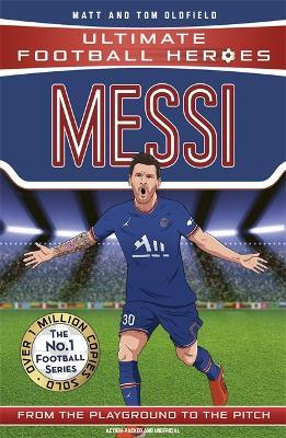 Messi by Matt & Tom Oldfield