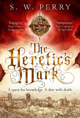 The Heretic's Mark book
