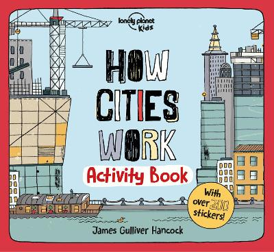 How Cities Work Activity Book by Lonely Planet Kids