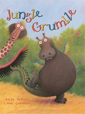 Jungle Grumble by Julia Jarman