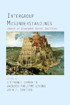 Intergroup Misunderstandings by Stephanie Demoulin