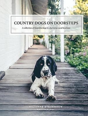 Country Dogs on Doorsteps book