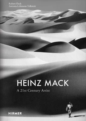 Heinz Mack: A 21st century artist book