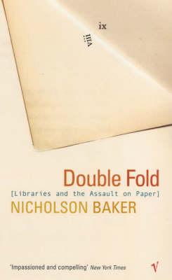 Double Fold book