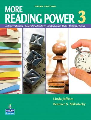 More Reading Power 3 Student Book by Linda Jeffries