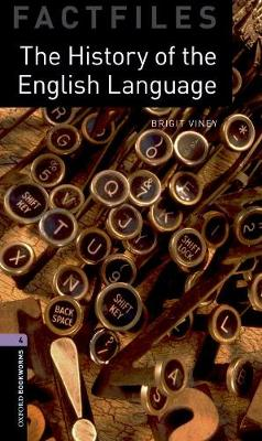 Oxford Bookworms Library Factfiles: Level 4:: The History of the English Language Audio Pack by Brigit Viney
