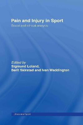 Pain and Injury in Sport book