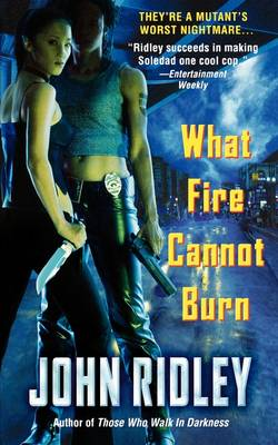 What Fire Cannot Burn book