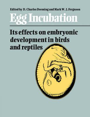 Egg Incubation book
